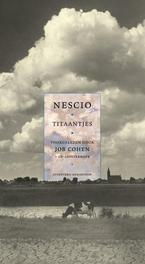 Titaantjes NESCIO luisterboek, Nescio, onb.uitv.