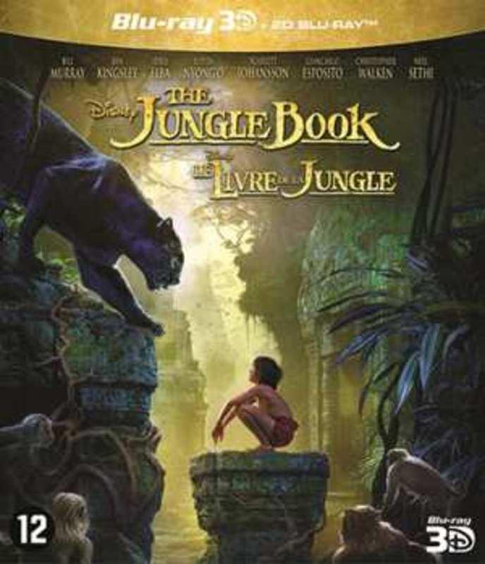 The Jungle Book (3D) | Blu-ray