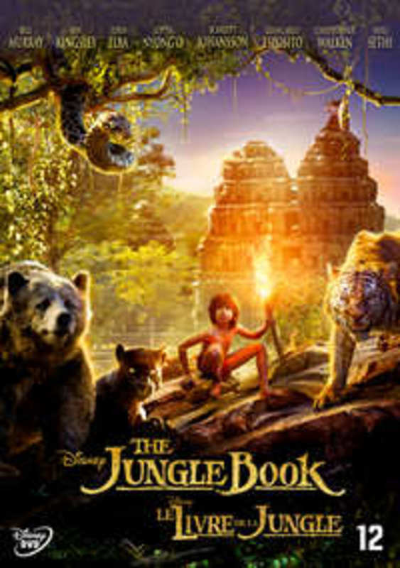 The jungle book, (DVD) Kipling, Rudyard, DVDNL