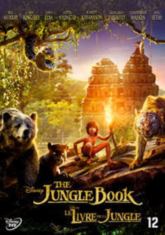 DVD The Jungle Book