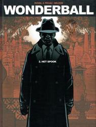 Wonderball 2 Het spook (Duvall, Pécau, Wilson, Fernandez) 56 p.Hardcover