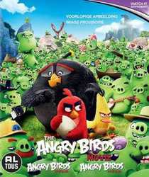 Angry birds movie, (Blu-Ray)