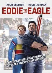 Eddie the eagle, (DVD)