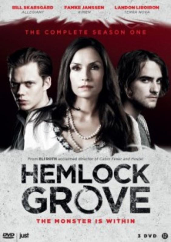 HEMLOCK GROVE - SEASON 1 TV SERIES, DVDNL