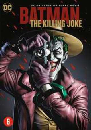 Batman - The killing joke, (DVD) BILINGUAL //CAST: MARK HAMILL, RAY WISE
