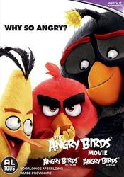 Angry birds movie, (DVD)