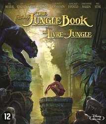 The jungle book, (Blu-Ray)