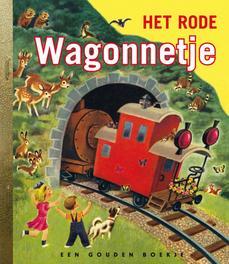 het rode wagonnetje GOUDEN BOEKJES SERIE gouden Boekjes, KINDERBOEKEN, Hardcover