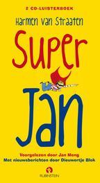 Super Jan HARMEN VAN STRAATEN 2 CD luisterboek voorgelezen door Jan Meng, Straaten, Harmen, CD
