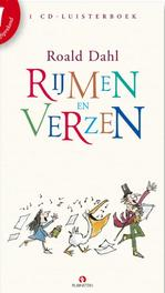 Rijmen en verzen 1 CD ROALD DAHL (2010) luisterboek, AUDIOBOOK, Audio Visuele Media