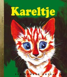 Kareltje GOUDEN BOEKJES SERIE Gouden Boekje, KINDERBOEKEN, Hardcover