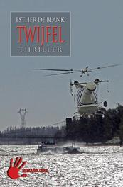 ISABEL JANSEN 02. TWIJFEL thriller, Esther de Blank, Paperback