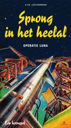 Operatie Luna 6 CD Luisterboek, Chilton, Charles, onb.uitv.