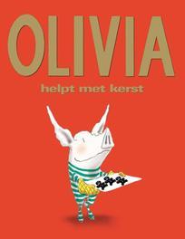 Olivia helpt met kerst I. Falconer, Hardcover
