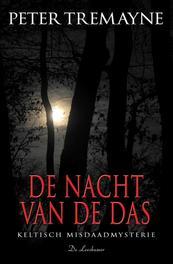De nacht van de das een Keltisch misdaadmysterie, Tremayne, Peter, Paperback