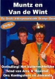 Muntz en Van de Wint - De grote interprovinciale Oranje quiz, (DVD) DVDNL