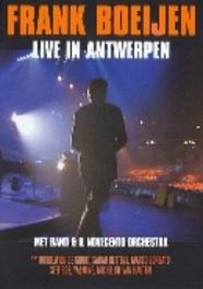 LIVE IN ANTWERPEN PAL/REGION 2 DVD, FRANK BOEIJEN, DVD