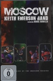 Keith Emerson Band - Moscow (ft. Marc Bonilla)