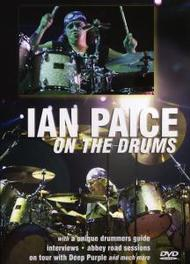 ON THE DRUMS DVD, IAN PAICE, DVDNL