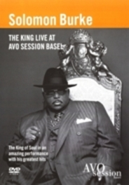 KING LIVE AT AVO SESSIONS DVD, SOLOMON BURKE, DVDNL