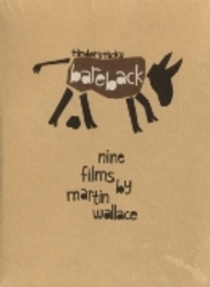 BAREBACK PAL/ALL REGIONS TINDERSTICKS, DVD