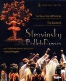 LE SACRE DU PRINTEMPS MARIINSNKY ORCHESTRA AND BALLET/GERGIEV, V. Blu-Ray, I. STRAVINSKY, Blu-Ray