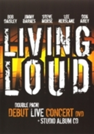 LIVING LOUD + CD DVD, LIVING LOUD, DVD