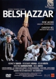 Georg Friedrich Händel - Belshazzar