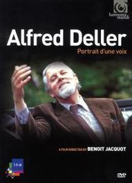 PORTRAIT D'UNE VOIX + CD NTSC/ALL REGIONS DVD, ALFRED DELLER, DVDNL