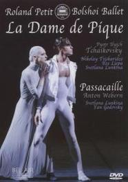 PIQUE DAME PASSACAILLE NTSC/ALL REGIONS/BOLSHOI THEATRE/ANDROPOV DVD, P.I. TCHAIKOVSKY, DVD