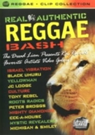 REAL AUTHENTIC REGGAE BAS PAL/ALL REGION W/ISRAEL VIBRATION/YELLOWMAN/EEK-A-MOUSE DVD, V/A, DVDNL