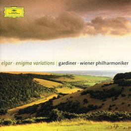 ENIGMA VARIATIONS WIENER PHIL./JOHN E.GARDINER E. ELGAR, CD
