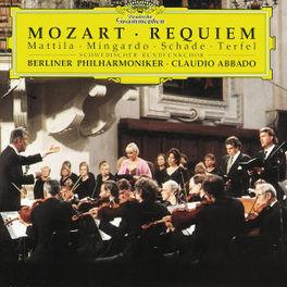 REQUIEM W/TERFEL, BERLINER PHILHARMONIKER, CLAUDIO ABBADO Audio CD, W.A. MOZART, CD