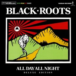 ALL DAY ALL NIGHT-DELUXE- BLACK ROOTS, CD