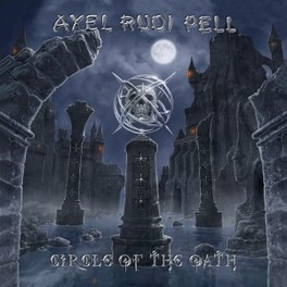 CIRCLE OF THE OATH JEWEL AXEL RUDI PELL, CD