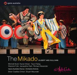 MIKADO MELBOURNE 2011 GILBERT & SULLIVAN, CD