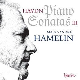 PIANO SONATAS VOL.3 MARC ANDRE HAMELIN J. HAYDN, CD