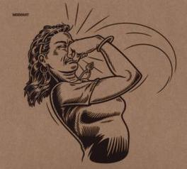 MODERAT RE-RELEASE Audio CD, MODERAT, CD