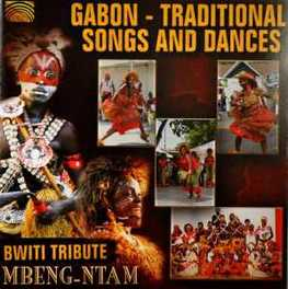 GABON-TRADITIONAL SONGS & DANCES MBENG-NTAM, CD