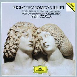 ROMEO&JULIET BSO/OZAWA Audio CD, S. PROKOFIEV, CD