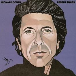 RECENT SONGS -HQ- 180GR. AUDIOPHILE PRESSING + INSERT LEONARD COHEN, LP