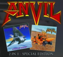 SPEED OF SOUND/ PLENTY.. .. OF POWER/ ORIGINALLY RELEASED IN 1999/2001 ANVIL, CD