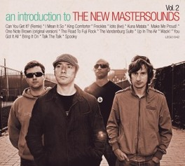 AN INTRODUCTION TO VOL.2 NEW MASTERSOUNDS, CD