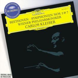 SYMPHONY NO. 5 & 7 WIENER PHILHARMONIKER/CARLOS KLEIBER Audio CD, L. VAN BEETHOVEN, CD