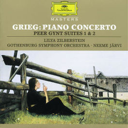 PIANO CONCERTO ZILBERSTEIN/GOTHENBURG SO/JARVI Audio CD, E. GRIEG, CD