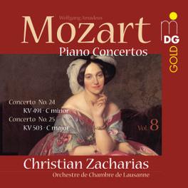 PIANO CONCERTOS VOL8:.. .. KV491 & KV503 W.A. MOZART, CD