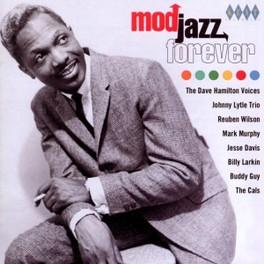 MOD JAZZ FOREVER V/A, CD