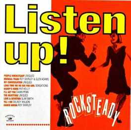 LISTEN UP! ROCKSTEADY V/A, CD